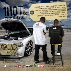 "1Hot & Muzik Jones Drew ""Kloud Life"""
