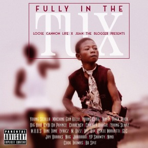 Fully In the Tux Cover Art