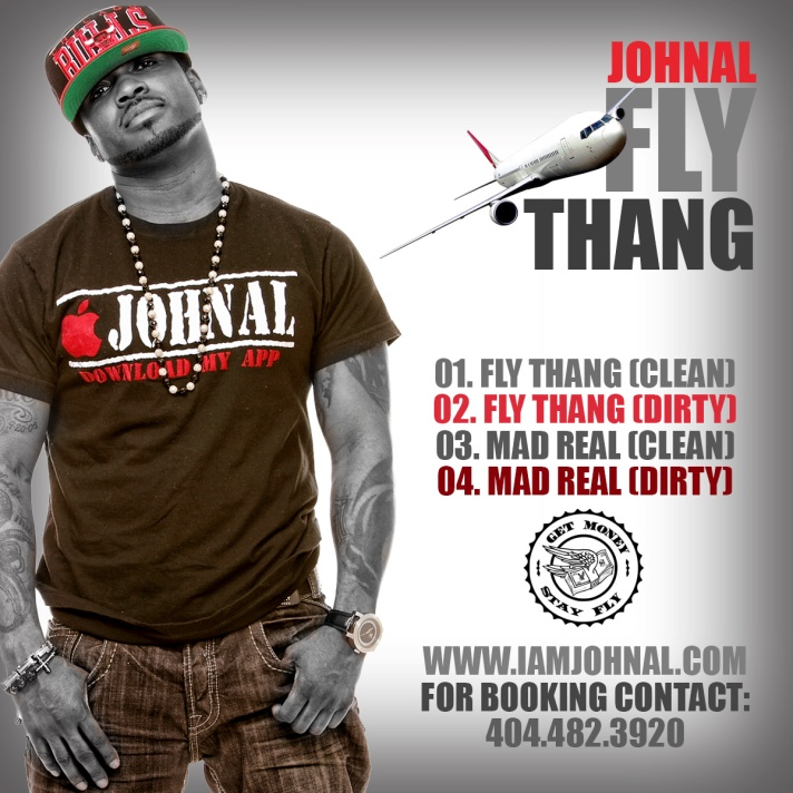 Johnal - Fly Thang Back