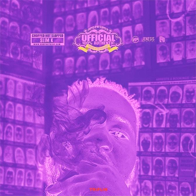 The FC: @FlagrantCity x @SlimK4 Presents @NickelusF – TRIFLIN' Album Chopped Not Slopped Version! [MIX]