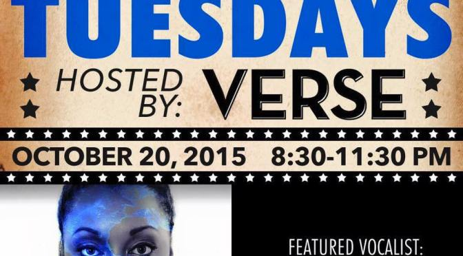 Around BuffaLowe: Neo-Soul Tuesdays Hosted by VERSE with Featured Vocalist Drea D'Nur! [10.20.15]
