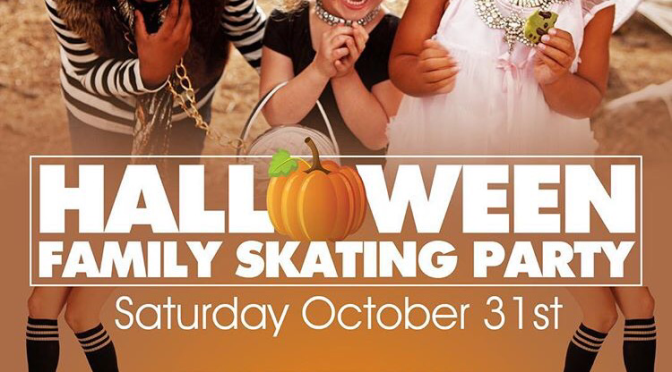 Party With Enkore Presents the Halloween Family Skating Party! – Buffalo [10.31.15]