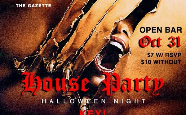 Around LA: Babylon Cartel x Anml Hse Presents A Special Halloween #HousePartyLA! [10.31.15]