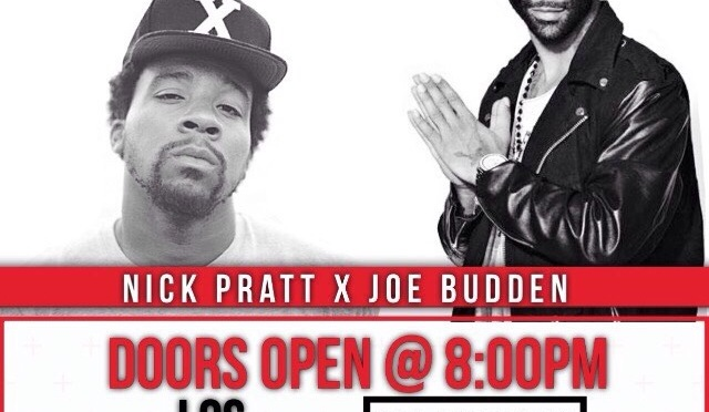 Around LA: Nick Pratt x Joe Budden – LIVE at Los Globos! [11.19.15]