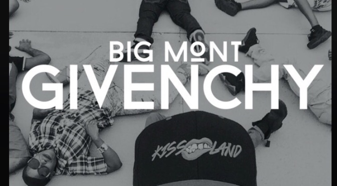 #BuffaLoweSays: @bigmontseason – Givenchy