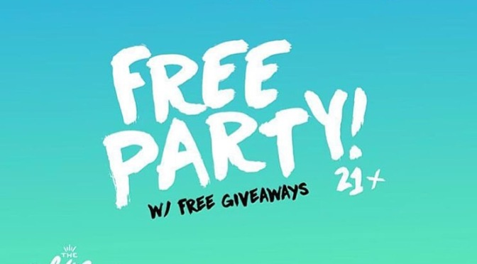 JENESIS Magazine hosts the FREE PARTY at The Goldmark! – Pittsburgh [4.3.16]