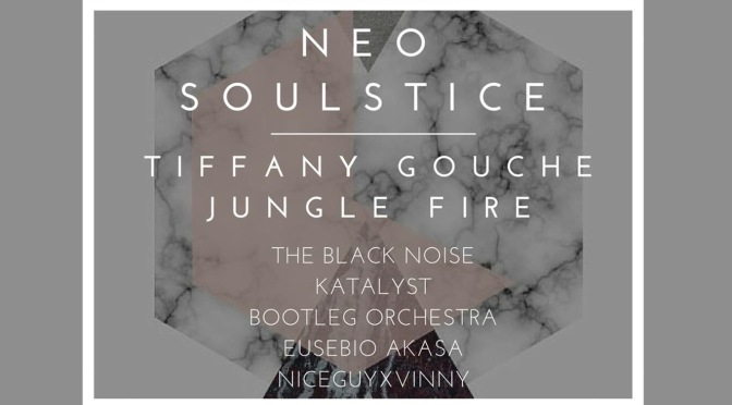 Around LA: Neo-Soulstice feat. KATALYST + MORE @ The Breakers – Long Beach [3.10.16]