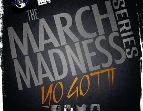 Around BuffaLowe: BIG ROB THE DJ | March Madness Series Week 2 – Yo GottiKOM [MIX]
