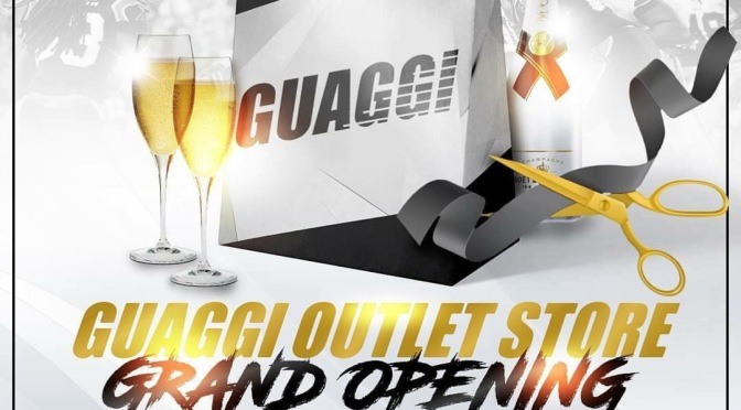 Guaggi Outlet Store Grand Opening Hosted by Queen Tee & Music by DJ Brei – Charlotte [Sept 16th]