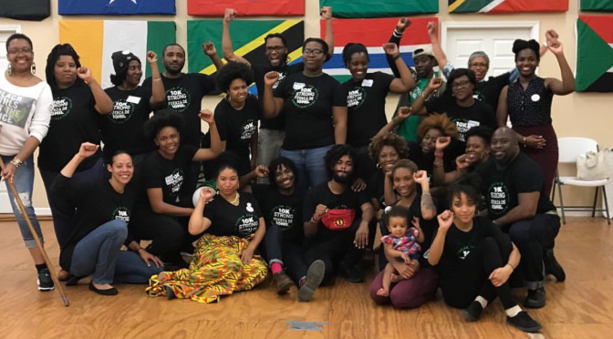 BOLD Journey to Durham: lessons on Black Love & Healing for Liberation