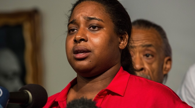 Dedicated to the Life of Our Freedom Fighter : Erica Garner